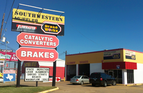 Southwest Muffler & Brake | Bear Creek Storefront