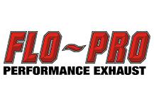 Flo-Pro Performance Exhaust Logo