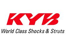 KYB Shocks & Struts Logo